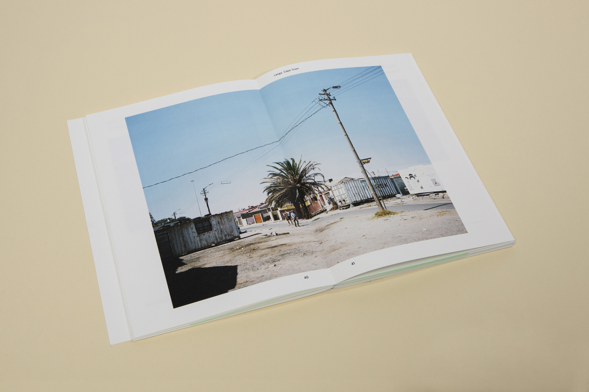 Peggy Seelenmeyer Photo Book — Franziska Lentes